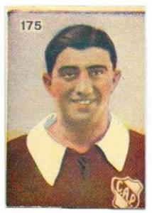 Antonio Campilongo. Figura en Platense en los albores del profesionalismo. Muy querido y recordado en Platense, donde fue figura. Italiano de nacimiento.