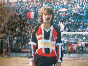 Una camiseta pesada. Chacarita Juniors 1991. B Metropolitana. Problemas con la barra y el peligro de irse a la C.