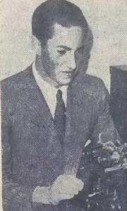 Fortunato De Sagastizabal.