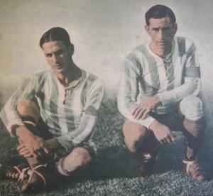 Año 1925. Natalio y Pedro. Los colores de toda la vida.