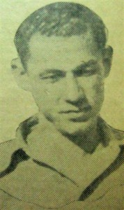 Aurelio Munt. Uno de los paraguayos que llegó a Atlanta en 1932. Se aquerenció con el club y con su barrio: Villa Crespo.