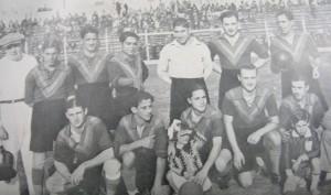 La fusión Argentinos Juniors-Atlanta fue un rotundo fracaso. No sólo en lo deportivo, sino también en recaudaciones. Fijense las tribunas vacías...