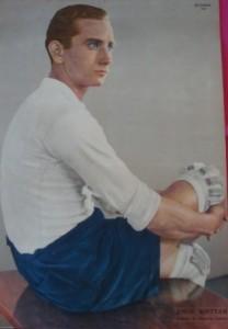 Jorge Bottyan, arquero húngaro de Chacarita Juniors.