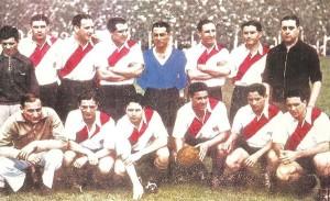 River se consagró campeón 1936 luego de derrotar a San Lorenzo en la final de un torneo que se dividió al estilo de Apertura y Clausura.
