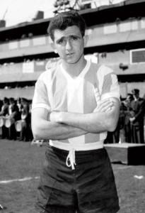 Orestes Corbatta en 1955.