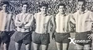 Martinolli (descarte), Rulli (terminado), Cárdenas (desconocido), Yaya Rodríguez (acabado) y Maschio (acabado). Nadie daba nada por esta delantera.