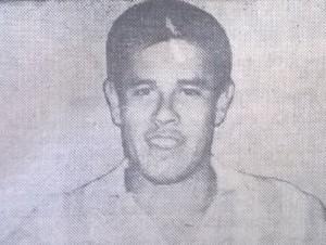 Jaime Donald Martinoli. Autor de cuatro goles ante Quilmes.