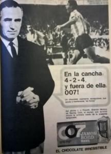 Los revolución táctica de Pizzuti valían publicidades...