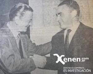 Renato Cesarini y Juan José Pizzuti.