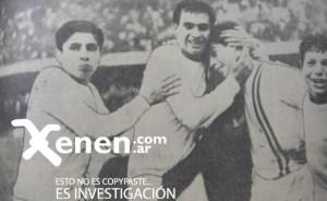 ¡Hazaña santiagueña! 15 de octubre de 1967. Central Córdoba derrota 2 a 1 a Boca Juniors en la Bombonera. El fútbol de tierra adentro hace pata ancha en Buenos Aires.