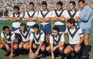 Vélez se consagró campeón 1968 venciendo en el triangular final.
