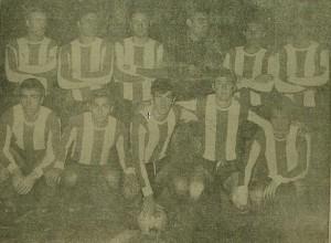 La formación de Unión que derrotó 4 a 3 a Newells.