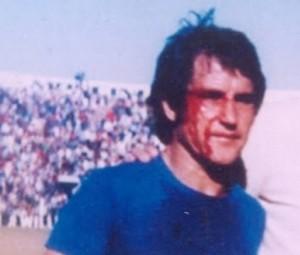 Antonio Syeyyguil, volante cordobés, figura en Belgrano de Córdoba. Un clásico de los Nacionales.