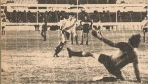 River vio una camiseta igual a la boquense y no tuvo piedad. Huracán de San Rafael recibió diez goles en el Monumental.