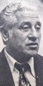 Adolfo Pedernera en 1976.