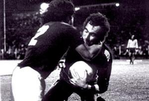 El marplatense Osmar Miguelucci fue el héroe de la salvación calamar en 1977.
