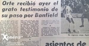 13 de marzo de 1978. El reencuentro en Peña y Arenales. Un recibimiento espectacular.