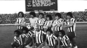 Talleres de Córdoba 1978. Una constelación de cracks. Tres de ellos, campeones del mundo.