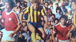 25 de marzo de 1979. Victoria canalla 2 a 1 en Avellaneda ante Independiente.