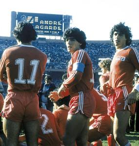 LDT 1980 Giusti Maradona Argentino