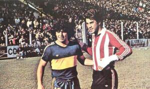 LDT 1981 Patricio Maradona