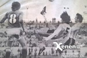14 de agosto de 1983. Racing ante Ferro. Una profunda tristeza envolvió al partido.