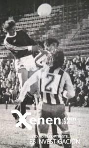17 de julio de 1983. Dos goles de Félix a Talleres de Córdoba. Cancha de Independiente.
