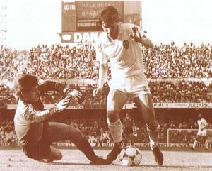 LDT 1984 Toti Iglesias Valencia Osasuna