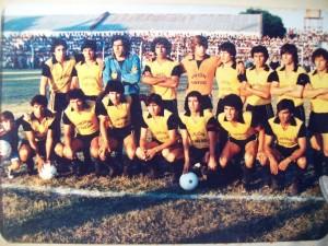 Unión de General Pinedo, Chaco. Un equipo que movilizó a una provincia.