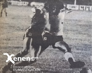 LDT 1986 Banfield Armenio Andreuchi Alderete