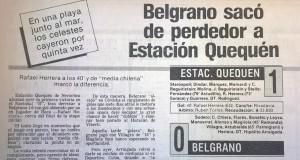 LDT 1988 Quequen Belgrano xenen