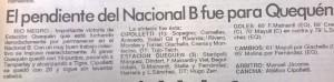 LDT 1989 CIPO QUEQUEN