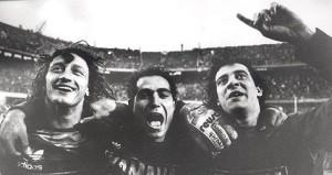 LDT 1991 Newells Campeon Cozzoni