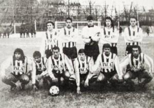 10 de julio de 1993. Tribunas vacías. Estudiantes, con juveniles, y el debut de Juan Sebastián Verón. Derrota 1 a 0 ante Rosario Central.