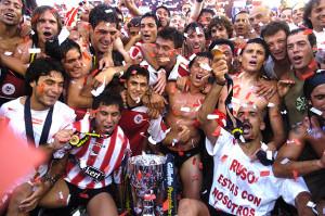 Estudiantes se consagró campeón Apertura 2006 derrotando a Boca en un desempate final.