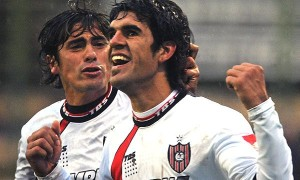 Javier Toledo fue la carta goleada de aquel equipo funebrero que logró el ascenso a Primera A en 2009.