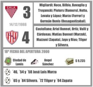 Los Andes Union xenen 2000
