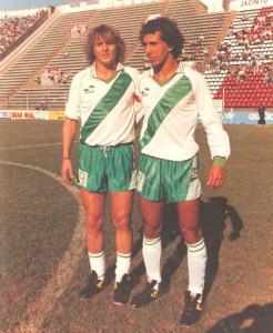 Felix Orte y Miguel Robinson Hernández.