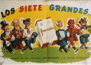 En 1931 nacieron los grandes. Los mismos, para dar cuenta de esa grandeza, se les borró - en cierto punto - la historia anterior.