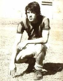 René Houseman. Campeón del mundo surgido en el campeonato de Primera C.