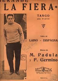 Medallas, aplausos, aviones...hasta un tango. Tuvo una amistad muy particular: la de Carlos Gardel.