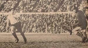 El Yaya Rodríguez vence a Amadeo Carrizo. Debut y triunfazo de Juan José Pizzuti. 19 de septiembre de 1965. Daba inicio el ciclo histórico de Racing.