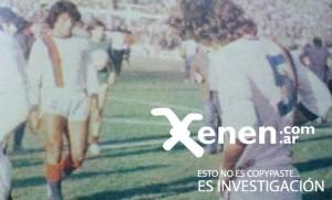 15 de agosto de 1981. Lo que parecía imposible se materializó: un grande se iba a la B. San Lorenzo fue el primero. El Gallego Insúa no puede con su alma.