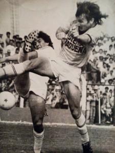 El misionero Mario Noremberg fue fundamental en aquel campeonato 88/89.