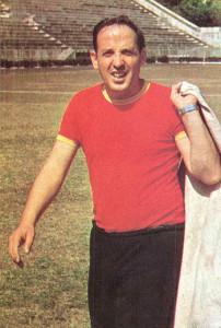 Osvaldo Zubeldía fue fundamental para que Estudiantes lograra el título.